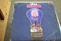 BEE GEES     IDEA       LP VINYL   POLYDOR RECORDS   582 036   1ST PRESS   1968