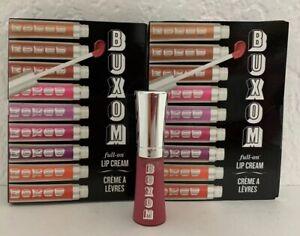 Pack of 2 - Buxom - Full-On Lip Cream - Rose Julep - Mini Trial Size 0.05 oz NEW
