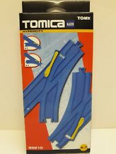TOMY TOMICA HYPERCITY 85210 TRACK JUNCTION POINTS - THOMAS TRACKMASTER