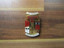 More details for vintage eecp 20 year badge - light & liberty - enamel pin badge