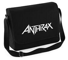 Anthrax - Canvass Tasche BESTICKT schwere Qualität