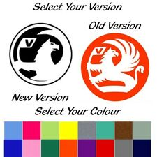 1 X Vauxhall - Sticker - 50cm - Graphic All Colours Gloss Vinyl Decal - AUTO-85