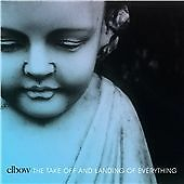 Elbow - The Take Off and Landing of Everything (2014)  CD NEW/SEALED  SPEEDYPOST