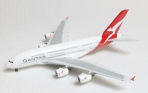 Phoenix Models 1:400 Qantas Airways Airbus A380-800 'Silver Roo' VH-OQG