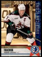 2020 National Hockey Card Day Base #NHCD-11 Keith Tkachuk - Phoenix Coyotes
