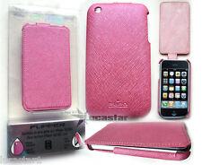 Funda para iPhone 3G/s PURO Flipper Rosa