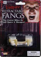 Dracula Disappearing Retractable Vampire Teeth Fangs