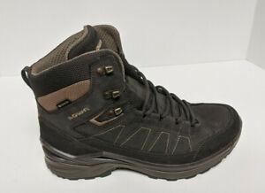 Lowa Toro Evo Mid GTX Hiking Boots, Dark Brown, Men's 9.5 M