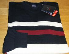 New Paul & Shark Crew Neck 100% Wool Jumper size L Superb quality SS19  WOW