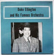 DUKE ELLINGTON AND HIS FAMOUS ORCHESTRA - ALAMAC QSR 2439 - STILL SEALED