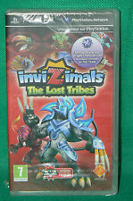 PSP jeu NEUF sous cello scellé INVIZIMALS the lost tribes new sealed PLAYSTATION