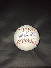 Jose Bautista Signed Autographed Baseball MLB Ball - Blue Jays + PROOF #3