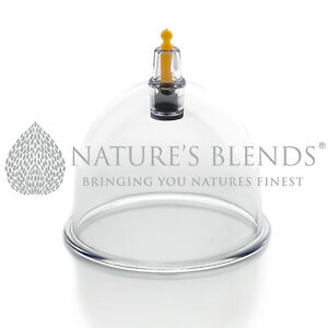 Nature's Blends Hijama Cups - Cupping Cups - 8 Sizes Free Next Day Delivery