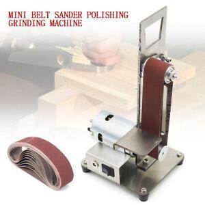 Winkelschleifer Band Schleifmaschine Ständer Tisch Bandschleifer Schleifbock
