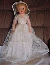 NASCO Bride Doll in Box 1950's - All Original Clothing