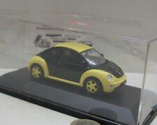 Schuco 04538;  VW New Beetle,  schwarz/gelb, Limited Edition (916)