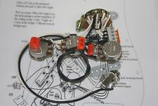 David Gilmour Fender stratocaster solderless wiring loom