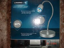 Livarnolux Led Desk Lamp,80% Less Energy Saving.