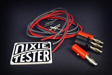 Jumper & Measurement Cables for Professional Nixie Tube Tester!