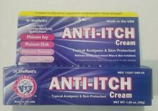 Anti-Itch Cream Diphenhydramine 2 %, 1.25 oz. Tubes ( Dr. Sheffield's )