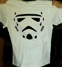 NEW STORMTROOPER STAR WARS FAN SHIRT SMALL
