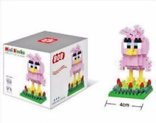 New Pink Brird Mini Blocks - hot building - 167pcs Sealed box