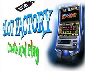 Make and Play Pokies at Home - Poker Machine Game Creator - Pc USB