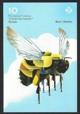 2018   Canada  New Booklet    CANADIAN BEES   Brand  New 2018  Issue
