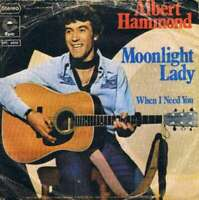 "Albert Hammond - Moonlight Lady (7"", Single) Vinyl Schallplatte - 33199"