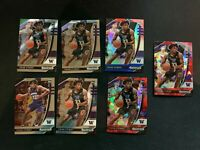 2020-21 Panini Prizm Draft Picks Isaiah Stewart RC LOT OF 7 Base Red Ice PISTONS