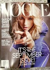 Vogue Magazine, Taylor Swift Cover, The big Sept Issue 2019.