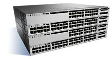 * FREE SHIPPING * Cisco WS-C3850-24T-E Cisco Catalyst 3850 24 Port