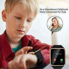Smart Watch Activity Tracker Kids Wrist Phone Camera For Android Samsung iPhone