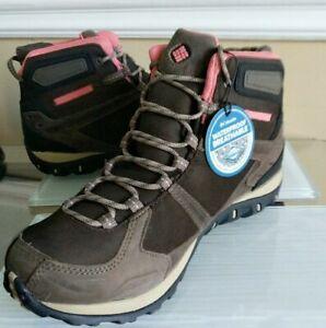 Columbia Culvert Mid Techlite Sz 9.5 M Women's Waterproof Boots #YL5306-231
