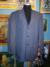 Jeager Linen and Silk Suit Jacket Size 50 S