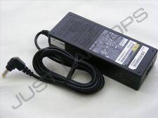 ORIGINAL GENUINO Fujitsu-Siemens FPCAC33 80w Cargador adaptador ac