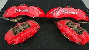 JEEP Grand Cherokee SRT8 BREMBO brake caliper set