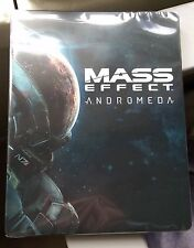 Mass effect andromeda ps4 xbox one steelbook G2 neuf pas de jeu