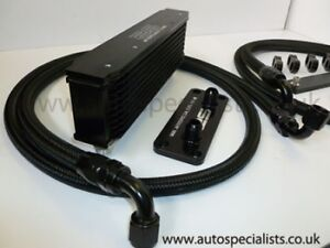 Airtec Remote Oil Cooler Kit ATOILFO2 for Ford Focus MK2 ST 225