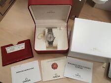 OMEGA Classic De Ville Prestige Co-Axial Men's Watch Automatic Chomometer