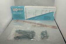 Hobbex OH 100 Spur H0 Oberleitung Grundpackung 20 Teile Streckenmaste+Fahrdrähte