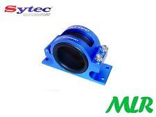 SYTEC MOTORSPORT BOSCH FUEL PUMP FILTER MOUNTING BRACKET BLUE FXB