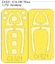Eduard Peinture Masque CX521 1/72 Boeing F/A-18e Frelon Tface Academie