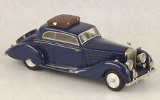 ABC 328B ROLLS ROYCE WRAITH CHASSIS WXA106 CARR. ERDMANN & ROSSI 1938 BLUE