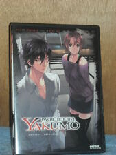 Psychic Detective Yakumo: Complete Collection (DVD, 2013, 3-Disc Set) anime