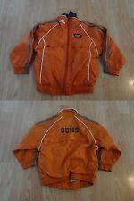Infant/Baby Phoenix Suns 24 Mo Jacket Windbreaker (Orange) Adidas