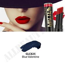 LA Girl Matte Flat Velvet Lipstick, Lip Gloss - GLC 825 Blue Valentine
