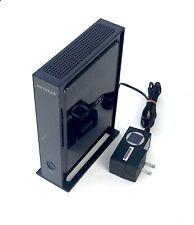 Netgear WNR2000v4 N300 4-Port 10/100 Wireless Router