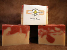 Homemade Soap ~ Bacon ~ Handmade Soap ~ Everything Is Better With Bacon!!!