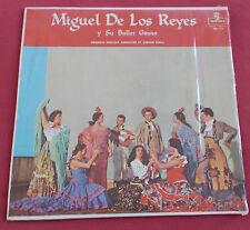 MIGUEL DE LOS REYES Y SU BALLET GITANO LP ORIG VENEZUELA 60'S ORQUESTA MONTILLA